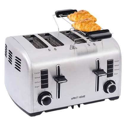 four slice toaster