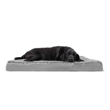 Furhaven Deluxe Orthopedic Mattress Pet Bed