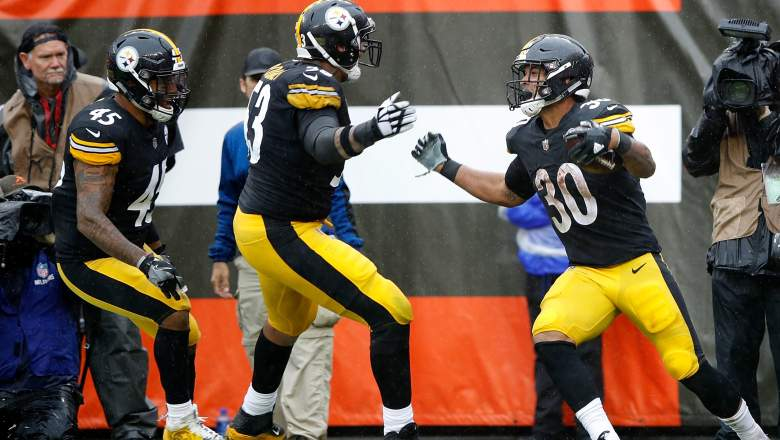 maurkice pouncey steelers