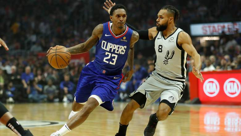 Clippers vs Spurs