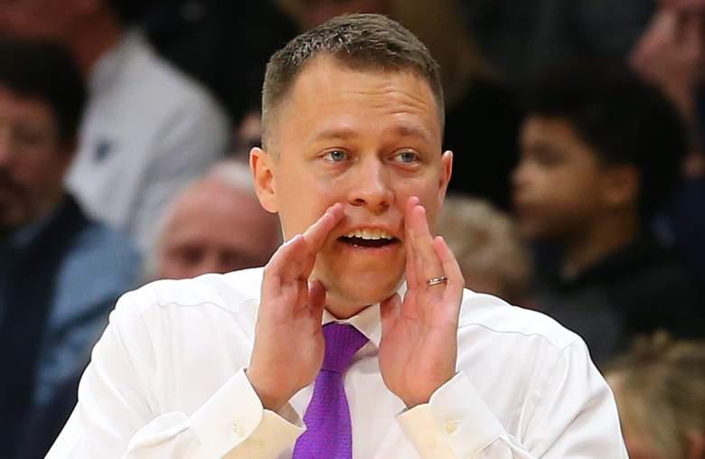 Furman vs Winthrop Basketball