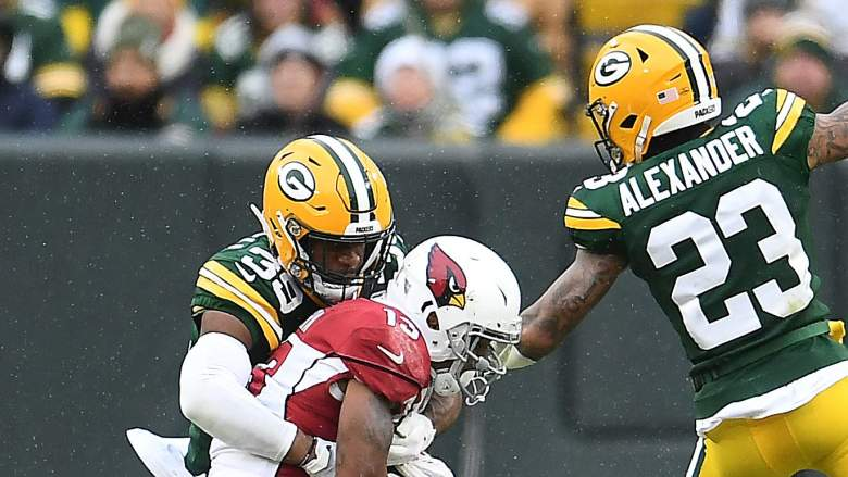 Ibraheim Campbell Week 10 Activated Packers