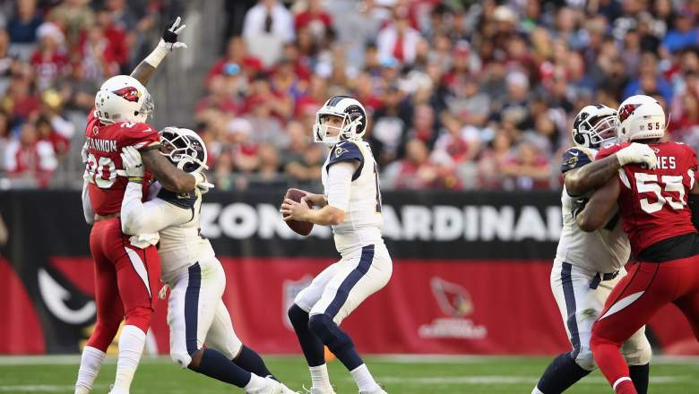 Rams Cowboys Watch
