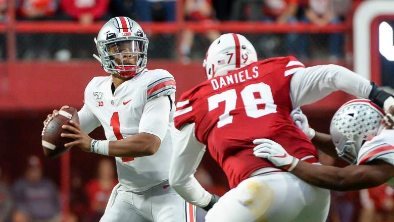 Ohio State Rutgers Betting Preview