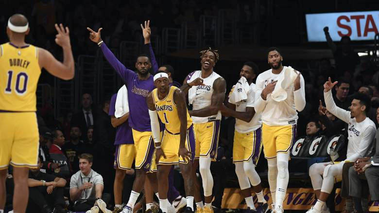 Lakers Roster
