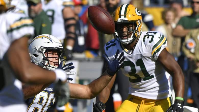 Adrian Amos Week 10 Packers Injury