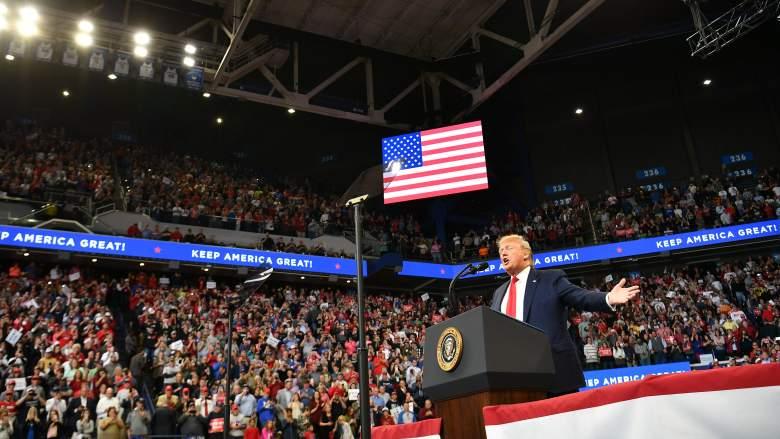 Trump Kentucky Rally