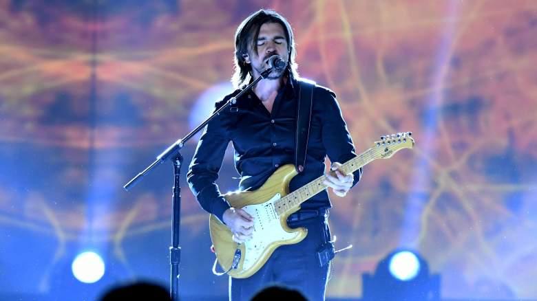 Juanes Latin Grammys
