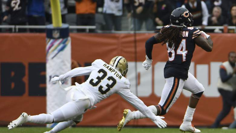 cordarrelle patterson bears tight end