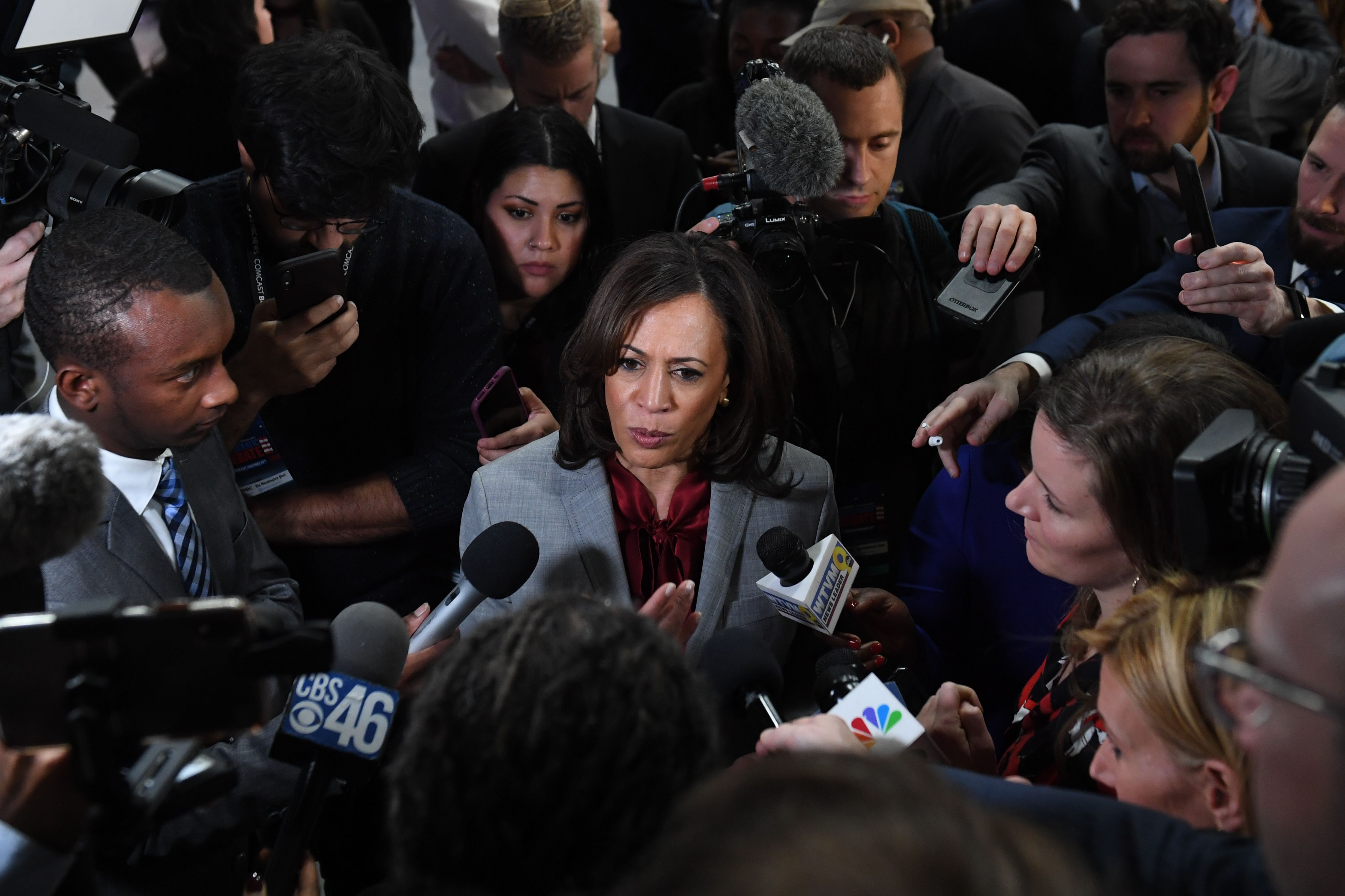 kamala harris kelly mehlenbacher