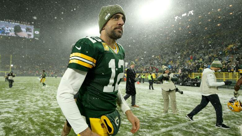 Jerry Rice Aaron Rodgers Comments