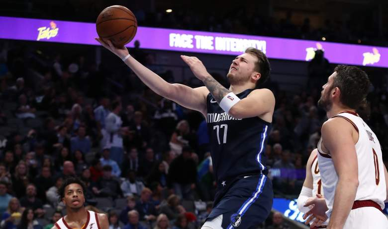 Luka Doncic, Mavericks