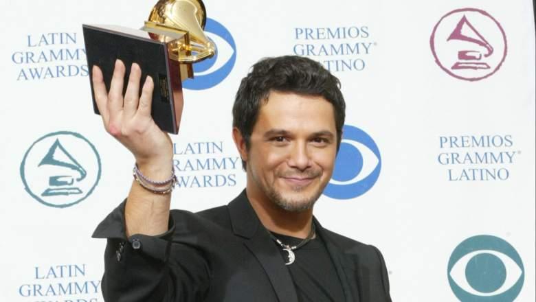 Alejandro Sanz Latin Grammys