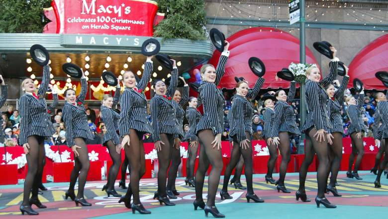 Macy's Thanksgiving Day Parade Rockettes
