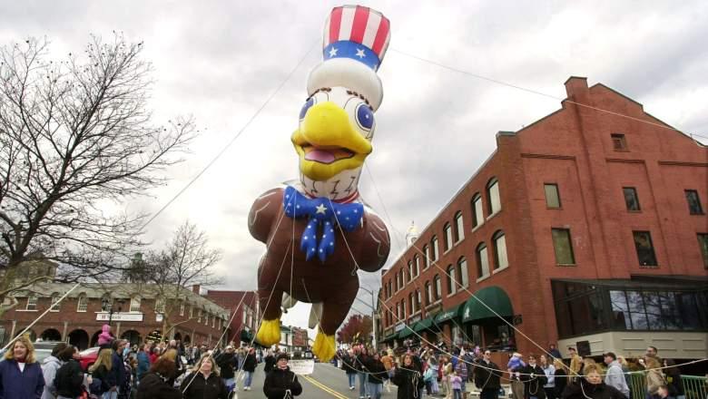 Plymouth Thanksgiving Parade