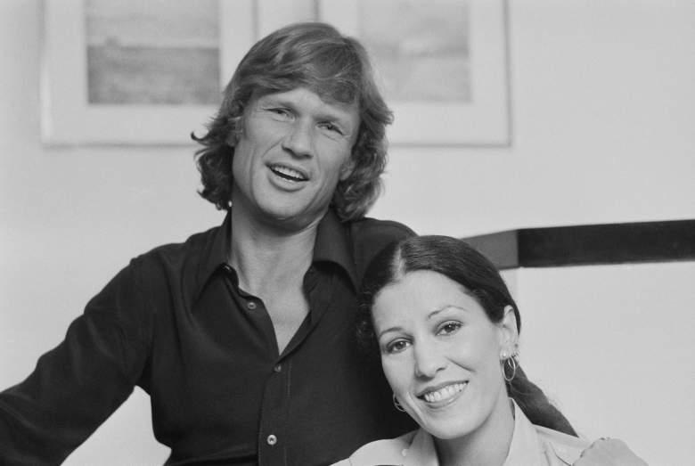 Rita Coolidge and Kris Kristofferson
