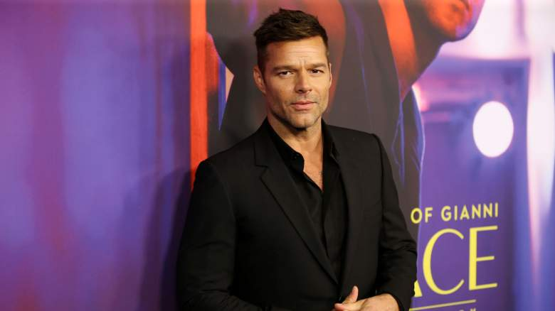 """Ricky Martin attends a special screening of FX's """"The Assassination of Gianni Versace: American Crime Story""""."""