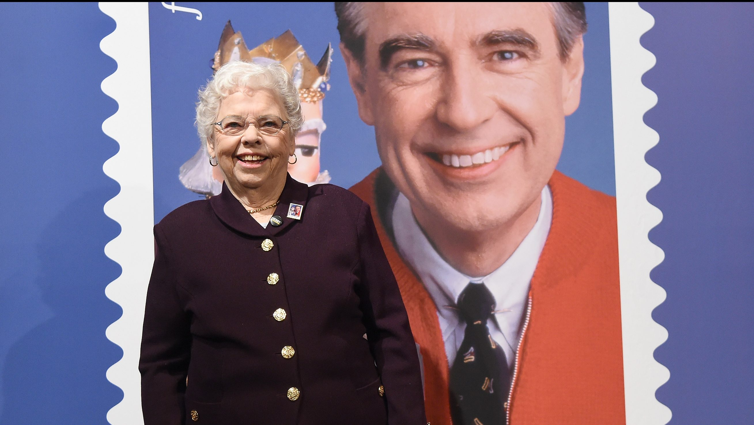 Joanne Rogers Today Photos Of Fred Rogers Wife Now Heavy Com