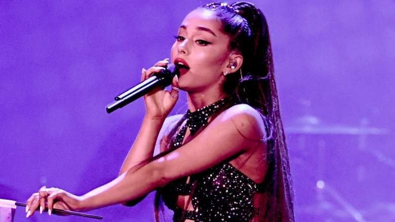 Ariana Grande iHeartRadio