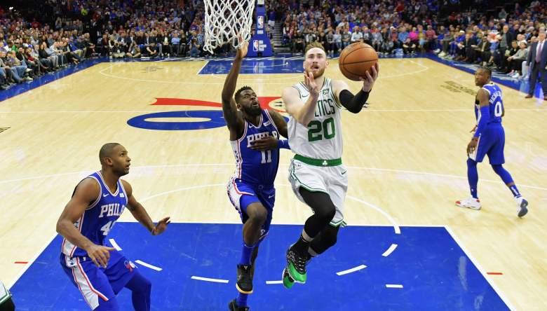 Gordon Hayward, Celtics