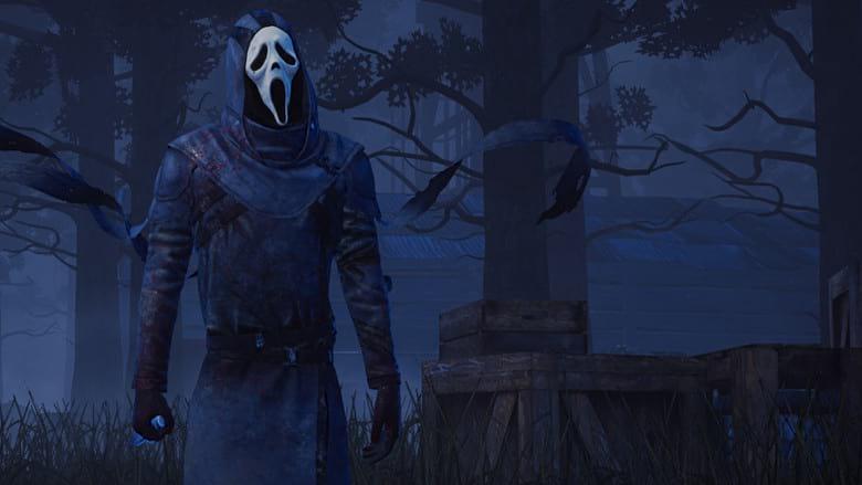 Ghostface Dead by Daylight Leaked Cosmetic