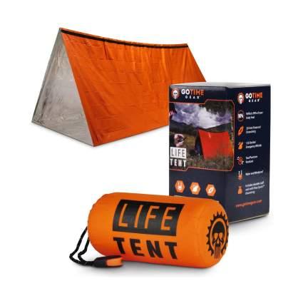 Go Time Gear Emergency Survival Shelter
