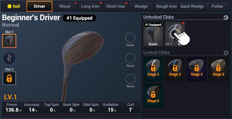 Golf King World Tour