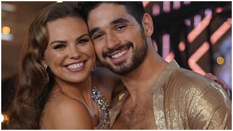 Hannah Brown, Alan Bersten, Dancing With the Stars, DWTS