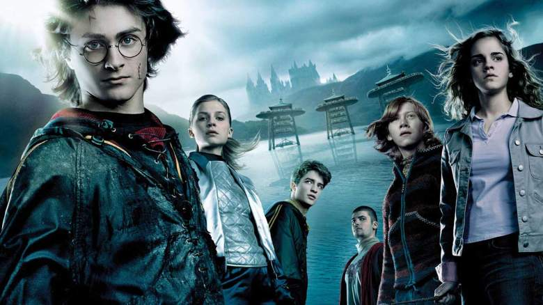 harry potter 8 film collection deal