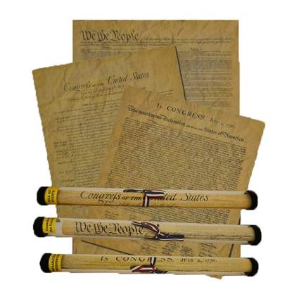historic document prints