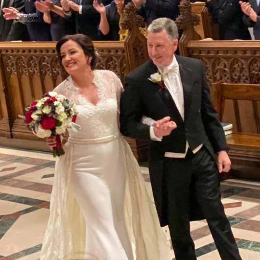 Ia Meurmishvili kurt volker wife married