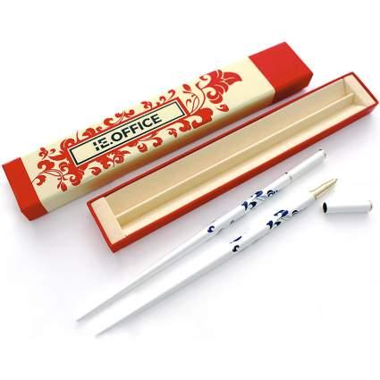 Box of chopstick pens