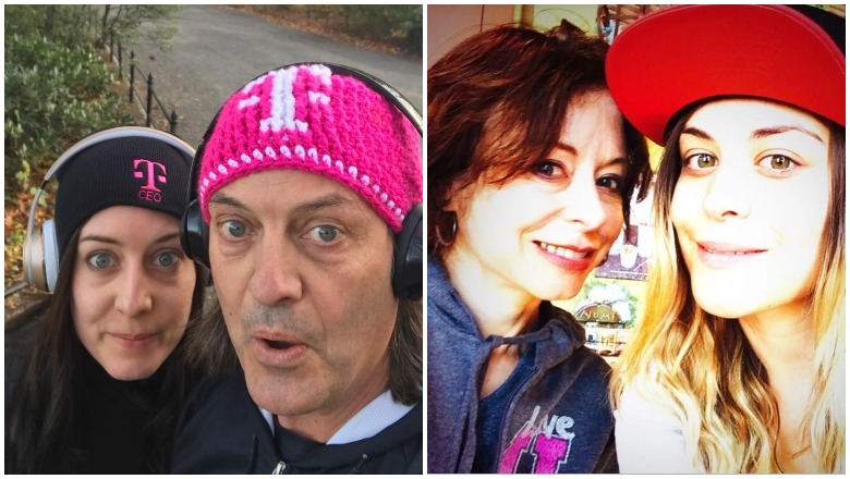 John Legere Family