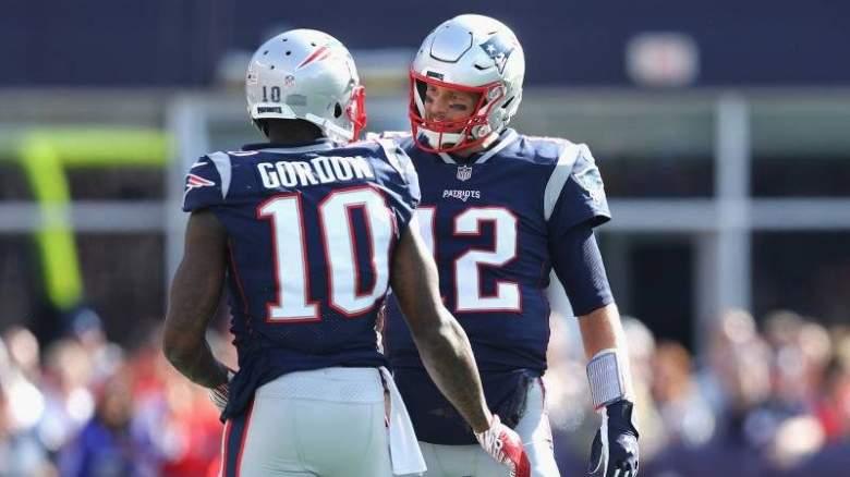 Josh Gordon, Tom Brady