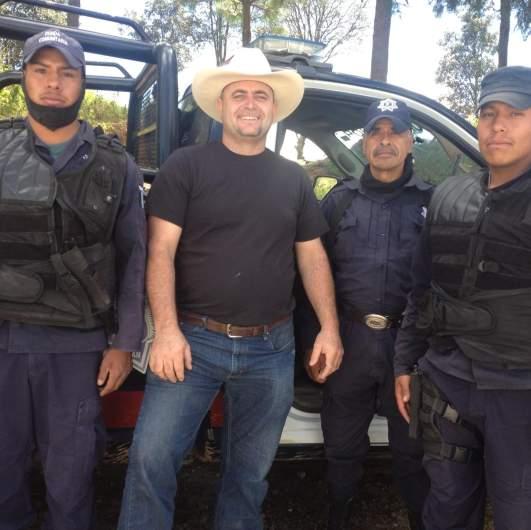 Julian LeBaron & Police