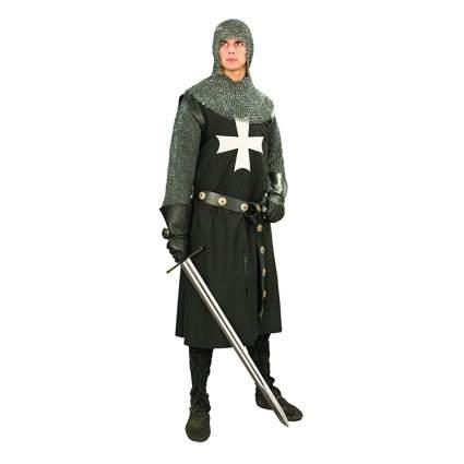 Medieval knights hospitaller costume