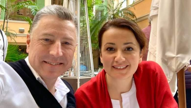 kurt volker wife