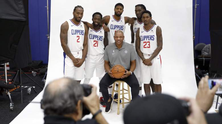 The L.A Clippers