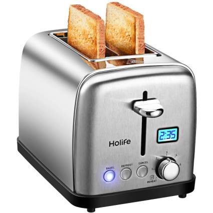 LCD toaster