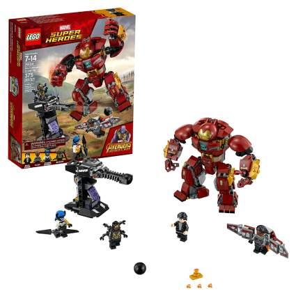 Lego Marvel Super Heroes Avengers: Infinity War Hulkbuster Smash-Up Building Kit