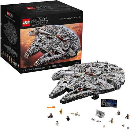 The best Lego Millennium Falcon