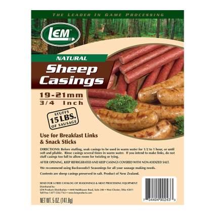 LEM Product's Sheep Casings
