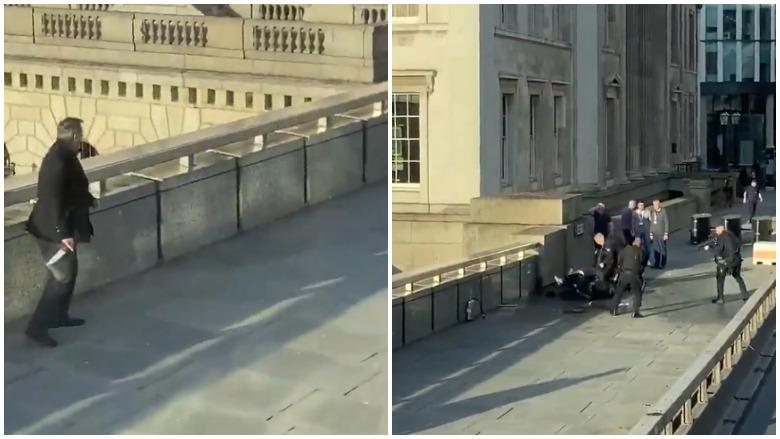 london bridge attack video