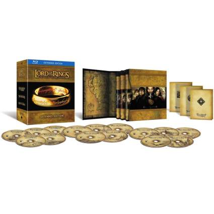 Lord of the Rings Blu-ray Box Set