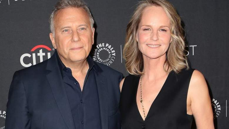 Paul Reiser and Helen Hunt star in a new series of Mad About You.