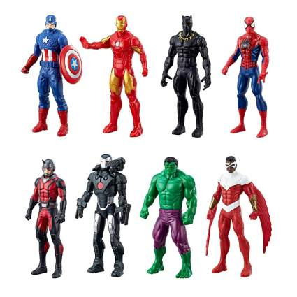 Marvel Avengers Action Figures 8-Pack