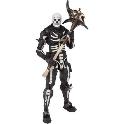 Fortnite Skull Trooper figure