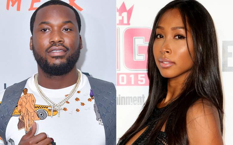 Meek Mill Apryl Jones