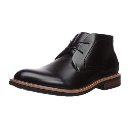 men's black chukka boots