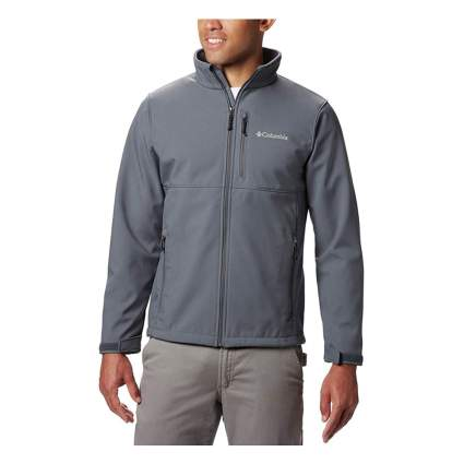 men's waterproof soft shell jacket